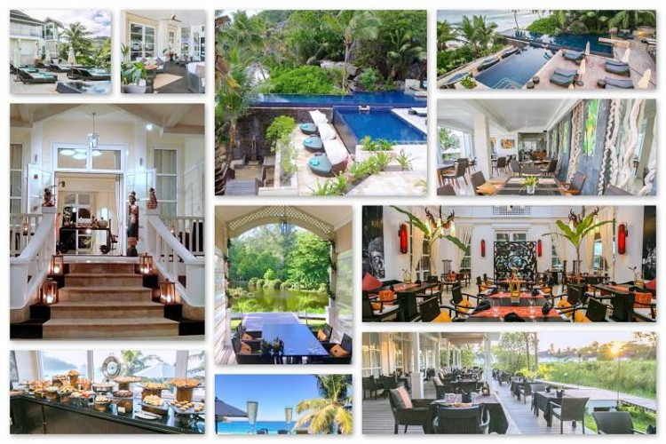 Banyan Tree Seychelles Hotel