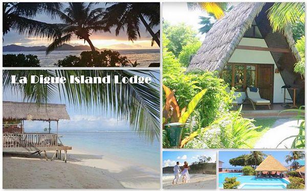 Heiraten auf Seychellen im La Digue Island Lodge