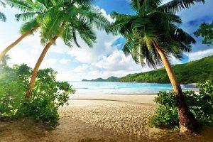 Mahe - Heimat der Hauptstadt Victoria & Seychellen Island Paradies