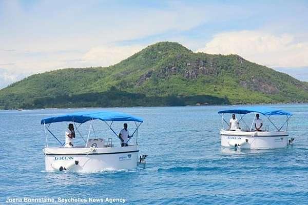 Saint Anne Island Seychellen U-Boote