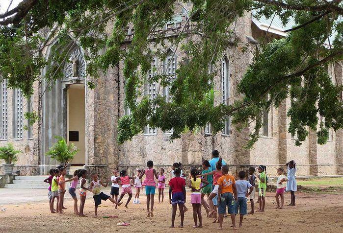 Beste Reisezeit Seychellen für Events auf den Inseln