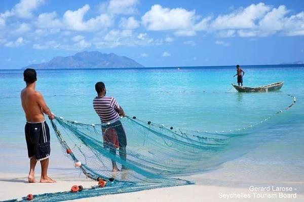 Seychellen schönste Strände - Beau Vallon beach