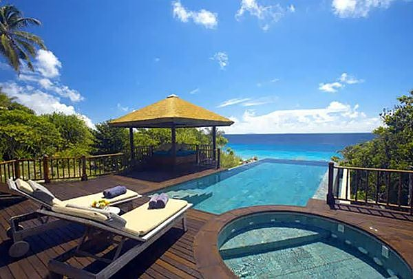 Seychellen Urlaub günstig in den Fregate Island Villas