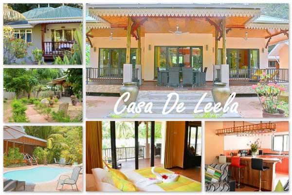 Seychellen, im Urlaub günstig wohnen im Casa-de-Leela
