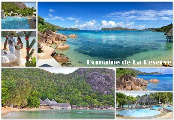Heiraten auf den Seychellen im La Reserve Hotel