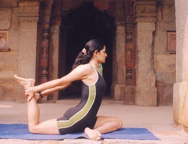 Yoga auf den Seychellen wird Ihnen gut tun - Yoga Pose